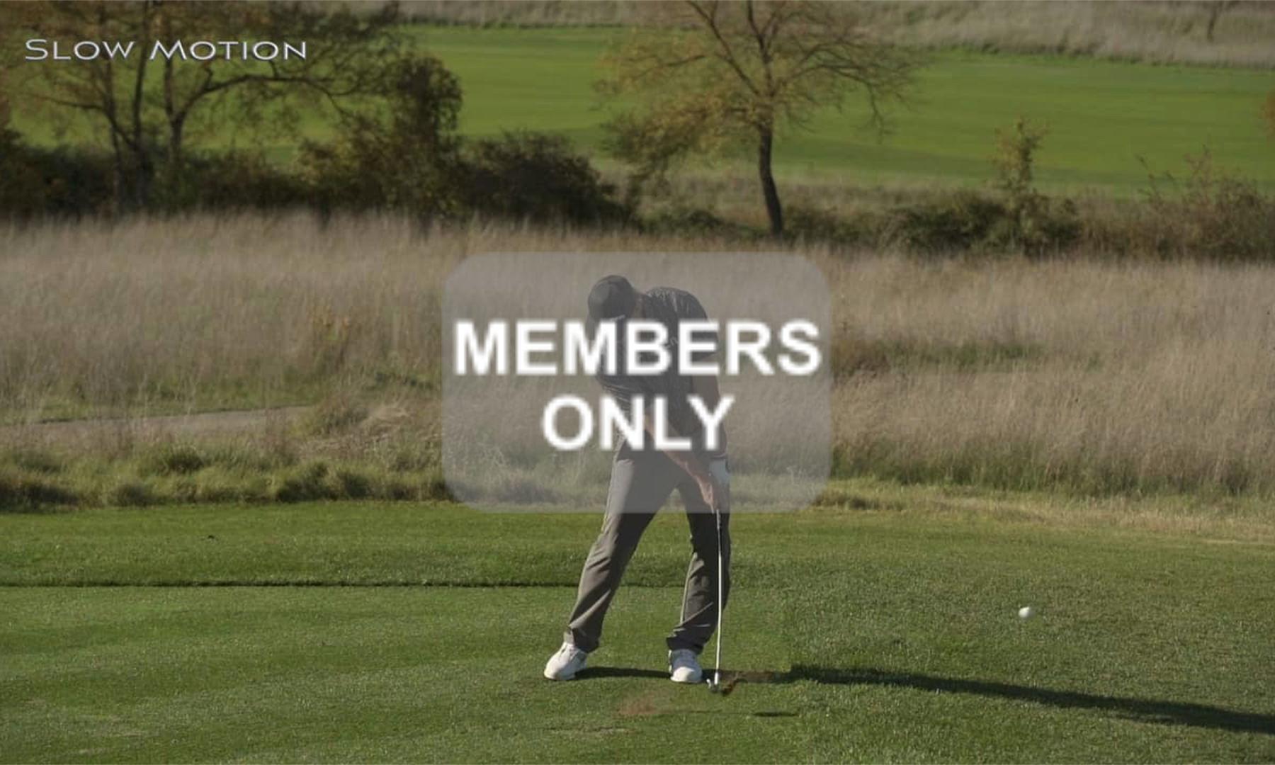 Golf lernen Videoportal – Golf spielen lernen – Loftvariation