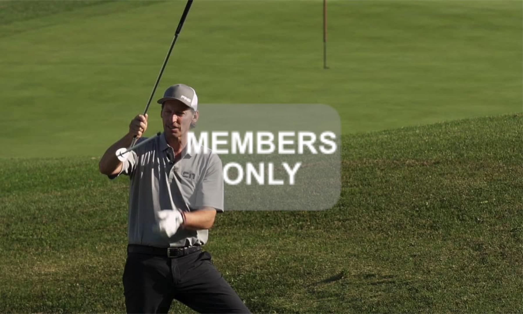 Golf lernen Videoportal – Golf spielen lernen – Schräg