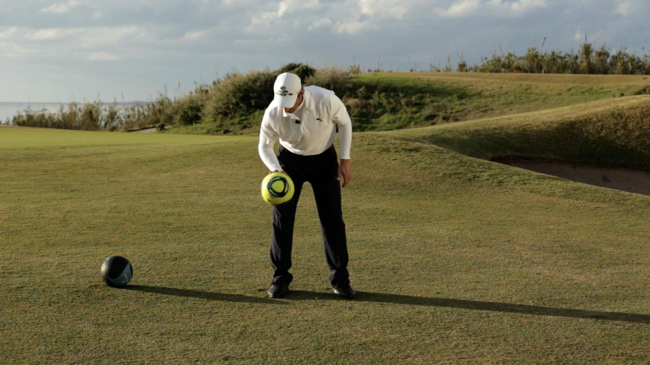 Golf – Krafttraining und Reflexe