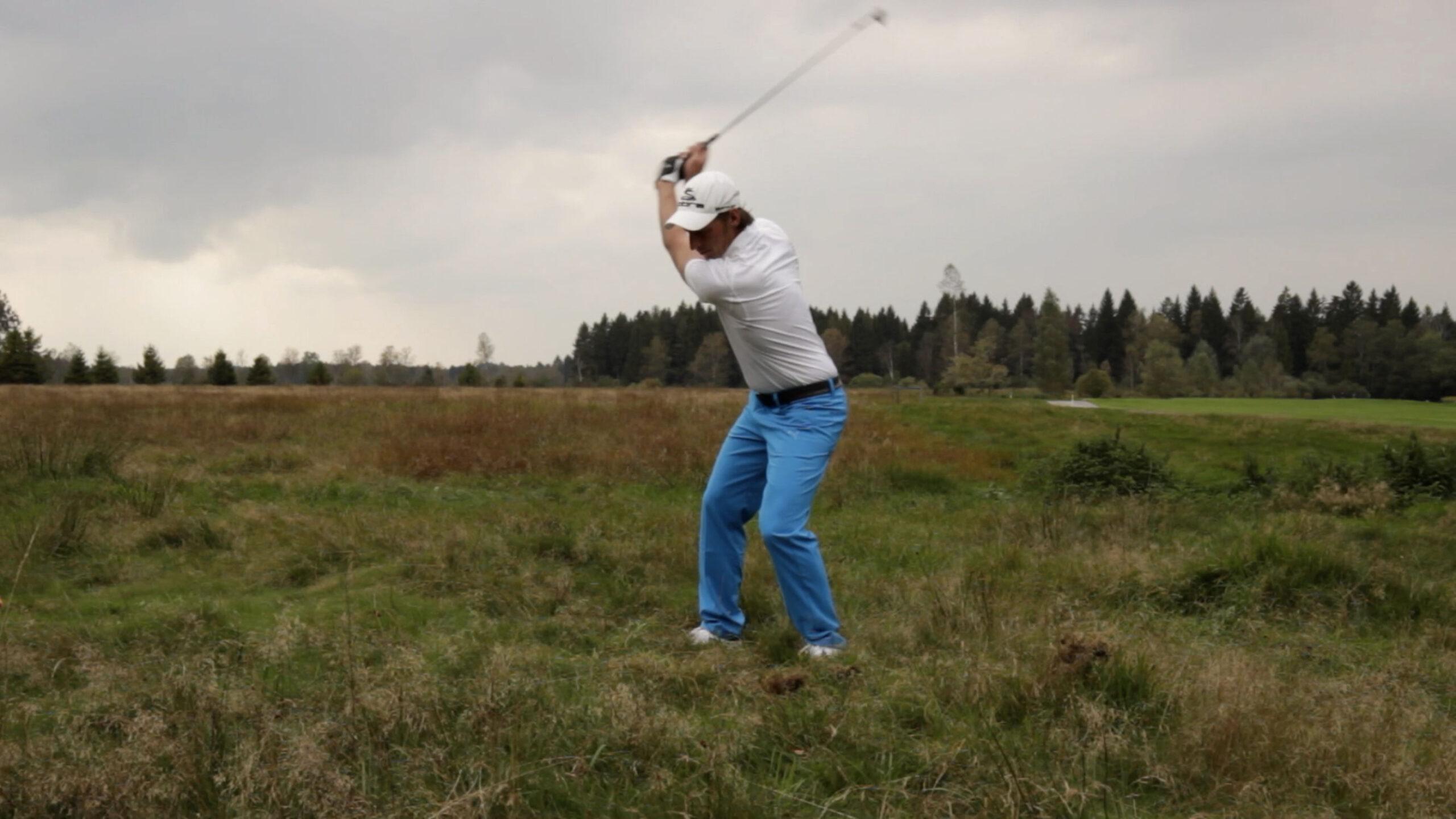 Jugendtraining – Golf – Rough