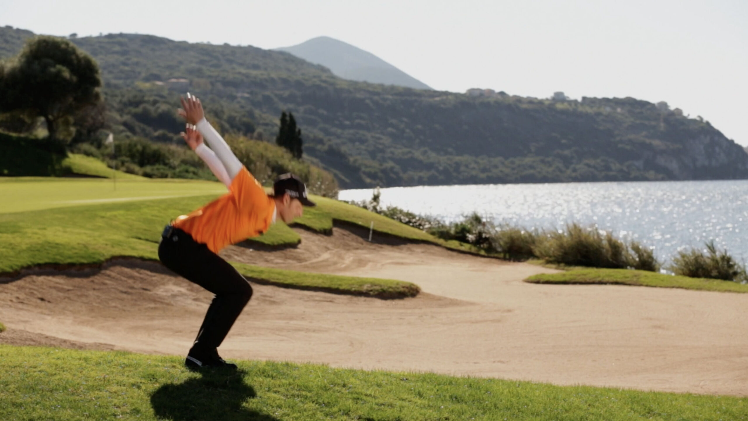 Jugendtraining Golf – Krafttraining