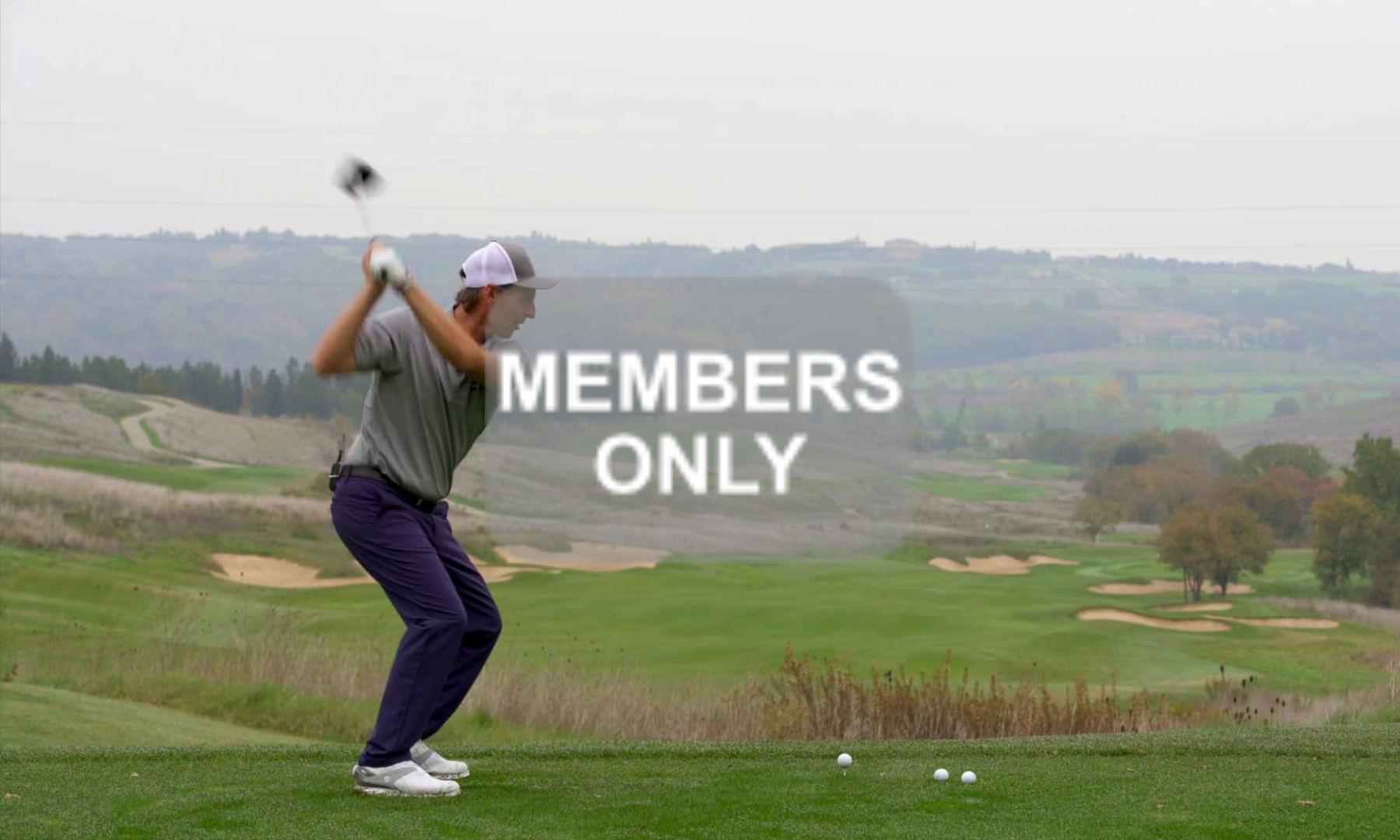 Golftechnik – Mehr Länge durch Beinkraft – Das Golf lernen Videoportal von Christian Neumaier zeigt Ihnen in dieser Übung, wie Sie weiter schlagen können!