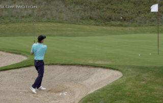 Golf Jugend – Sand – Bunker