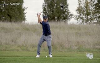 Jugend Golf – Golftraining Flacher Drive
