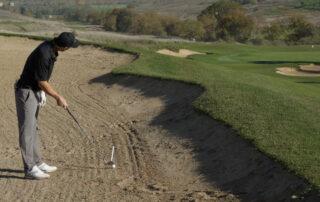 Jugendgolf – Golftraining Fairwaybunker