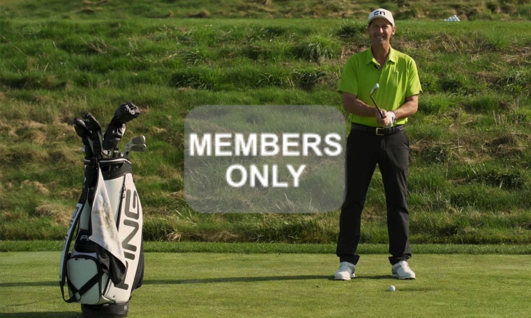 Golftraining | Golftechnik | Die Trägheit des Golfschlägers