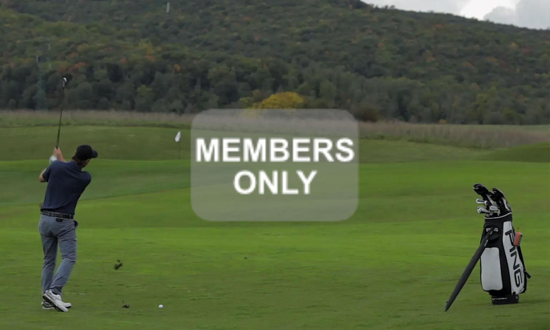 Golftraining in Schräglagen | Hanglagen im Golf lernen Videoportal erklärt | Die Balllage aufwärts