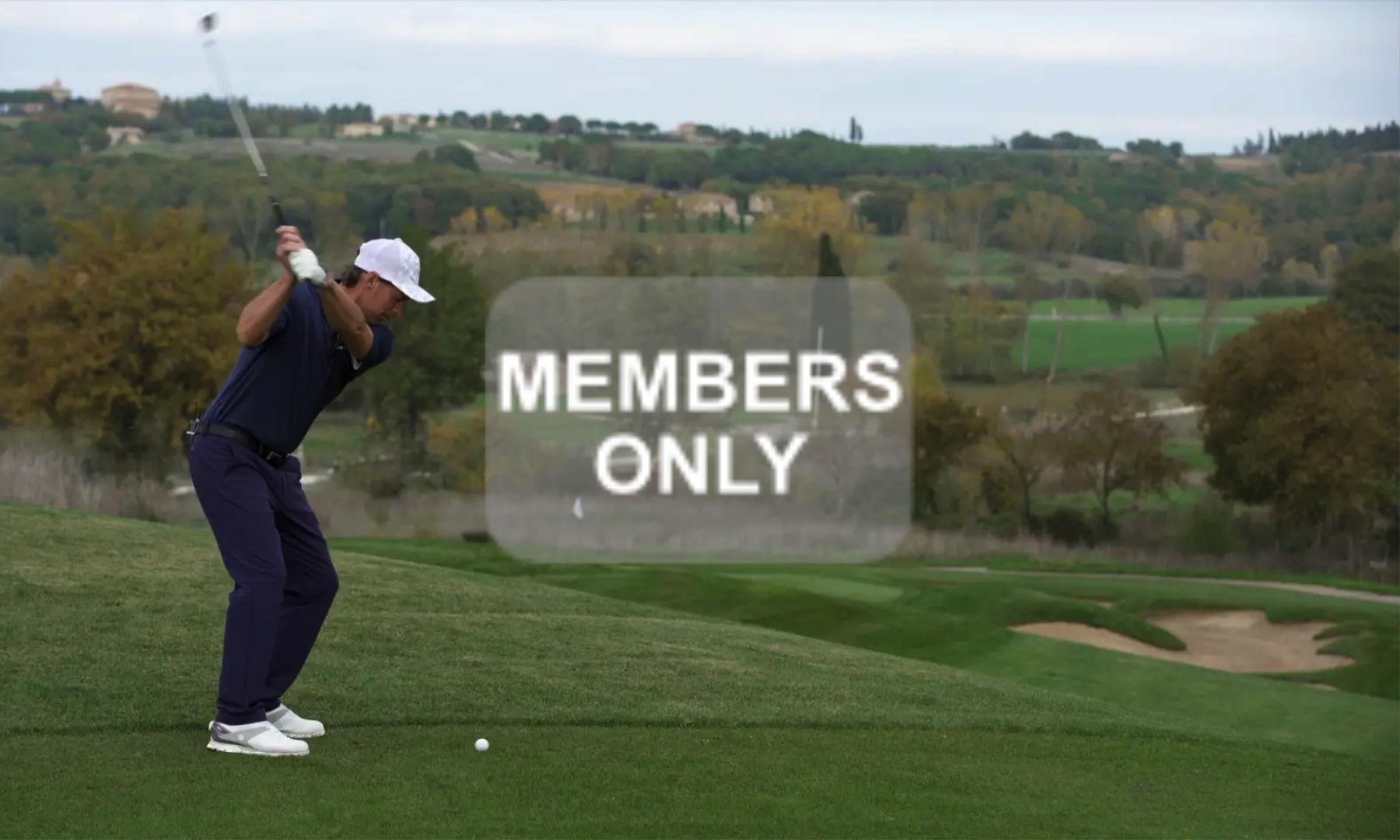 Schlaglänge am Turniertag - Besser Golf spielen im Turnier